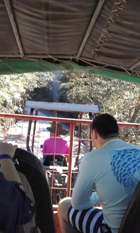 Tour en Chapulín.