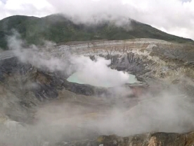 Cráter.