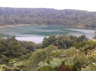 Laguna Hule.
