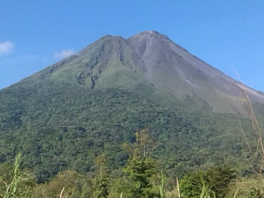 Mirador Volcán Arenal.